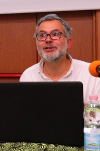 M. José Luis Gutierrez, AEFJN Bruxelles
